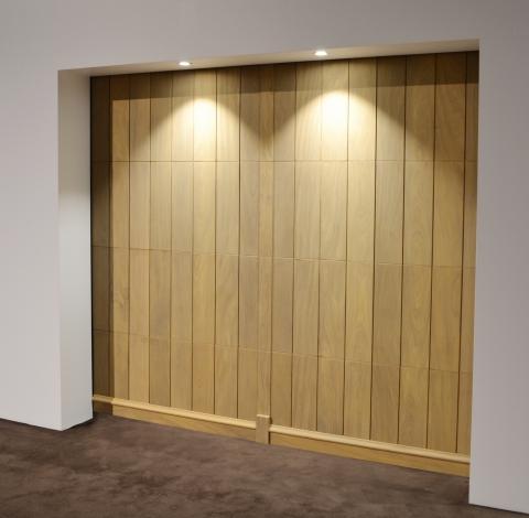 Sectional doors: model 2